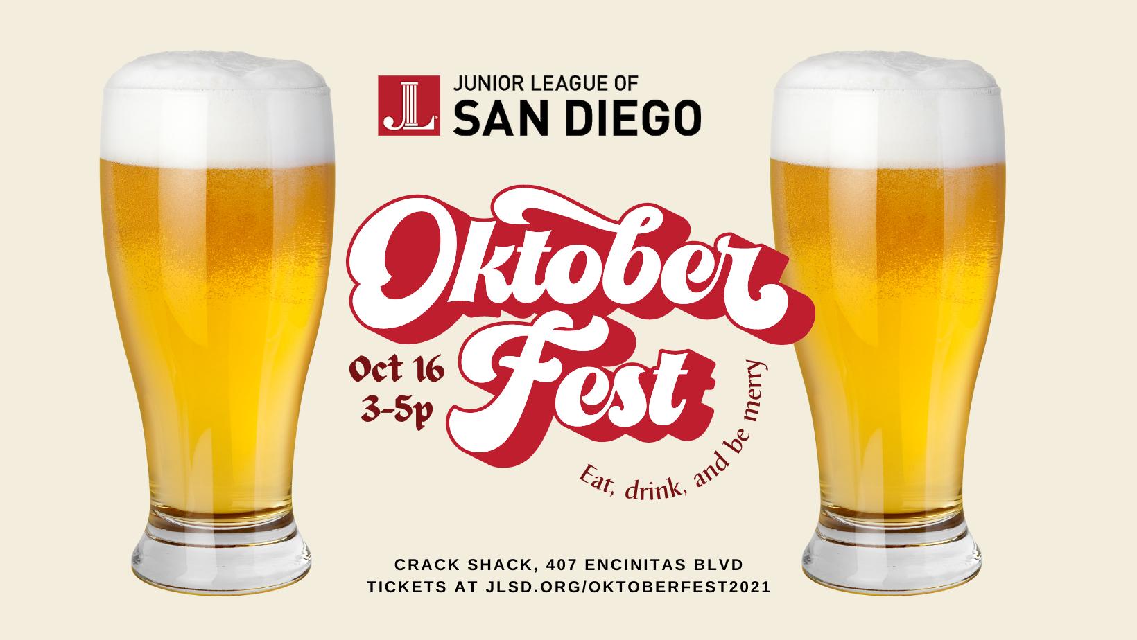 Junior League of San Diego Oktoberfest